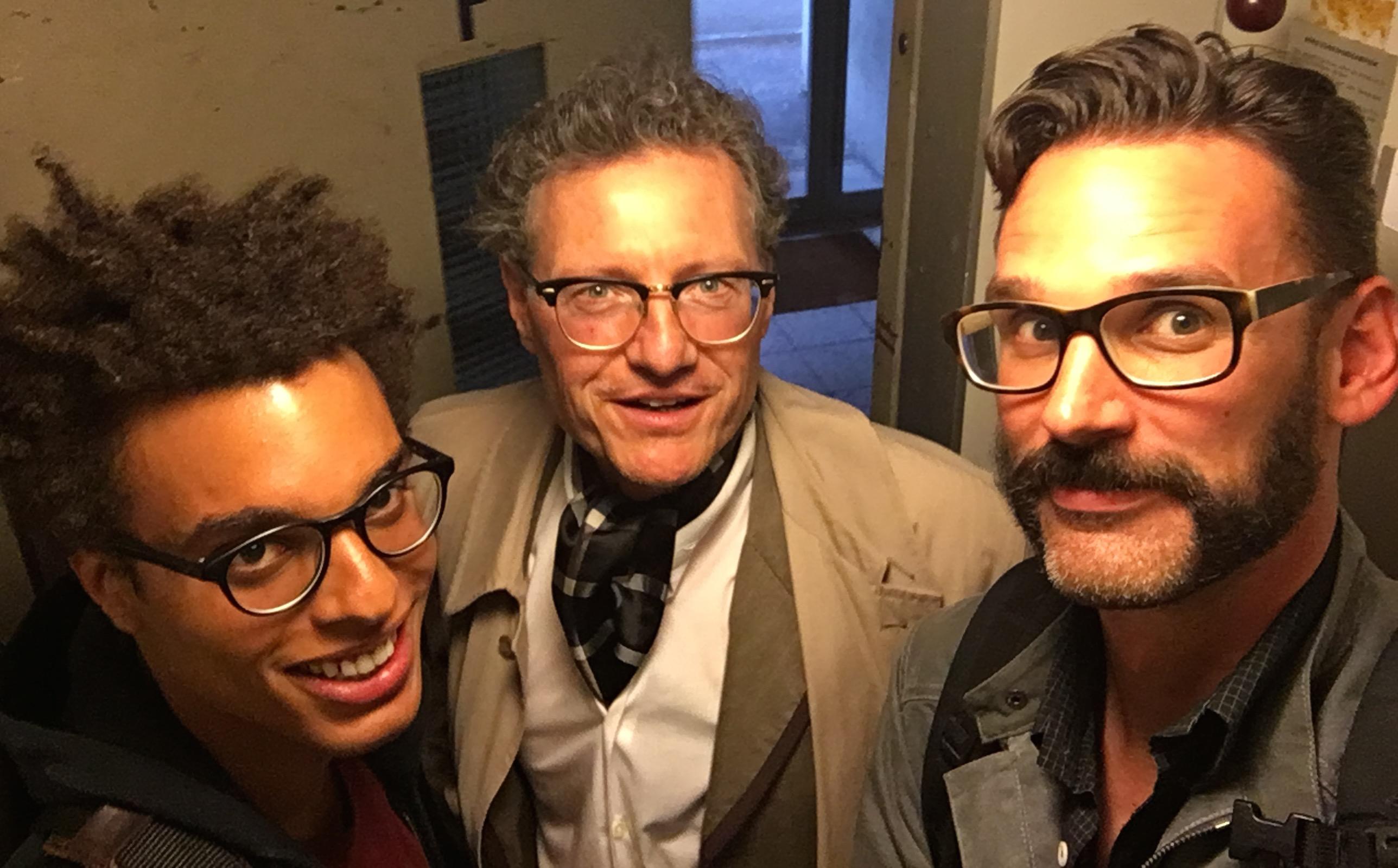 Tapiwa Svovse, Dieter Ulrich, Christian Weber