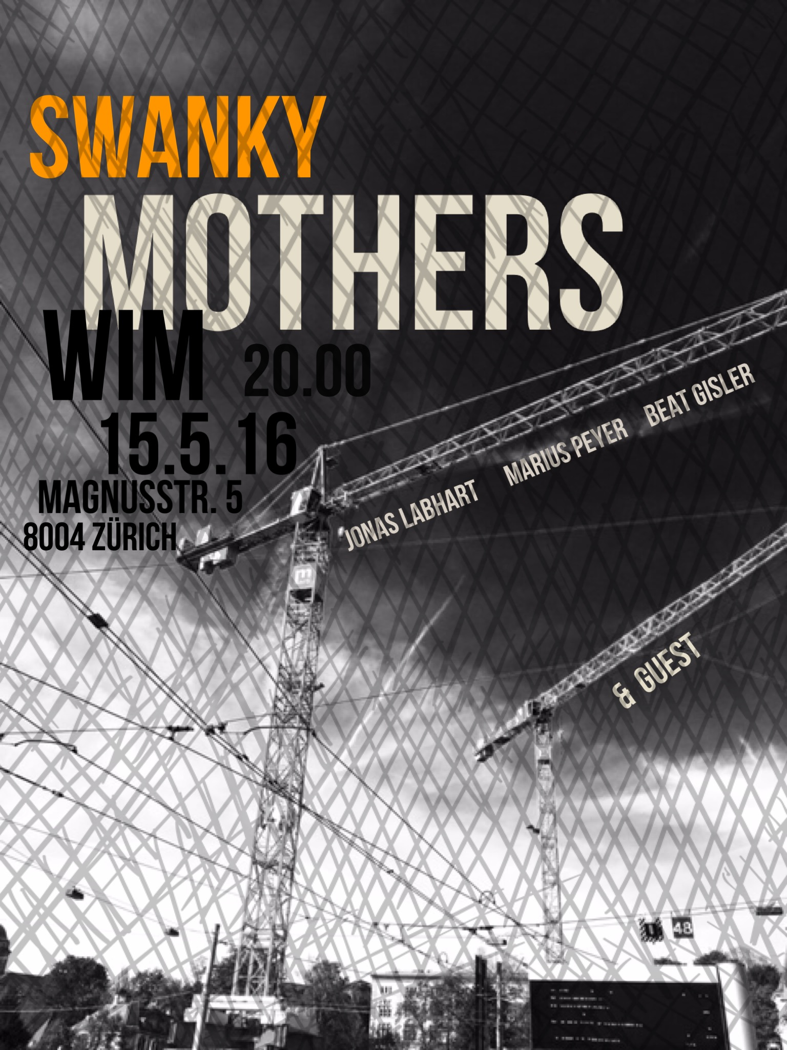 Swanky Mothers feat. Lucca Fries (pno)